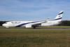 El Al Israel Airlines Boeing 737-958 ER WL 4X-EHB (msn 41553) ZRH (Rolf Wallner). Image: 928742.