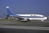 El Al Israel Airlines Boeing 737-258 4X-ABO (msn 22857) ZRH (Rolf Wallner). Image: 920357.