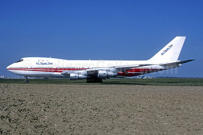 Leased from TWA on March 1, 1988