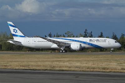 2nd 787-9 Dreamliner, delivered on October 8, 2017
