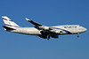 El Al Israel Airlines Boeing 747-458 4X-ELD (msn 29328) LHR (Antony J. Best). Image: 901465.