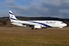 El Al Israel Airlines Boeing 737-85P WL 4X-EKH (msn 35485) ZRH (Rolf Wallner). Image: 906650.