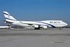 El Al Israel Airlines Boeing 747-458 4X-ELD (msn 29328) MUC (Arnd Wolf). Image: 908086.