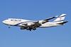 El Al Israel Airlines Boeing 747-458 4X-ELC (msn 27915) LHR (Keith Burton). Image: 931529.