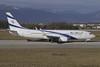 El Al Israel Airlines Boeing 737-85P WL 4X-EKJ (msn 35486) GVA (Paul Denton). Image: 906554.