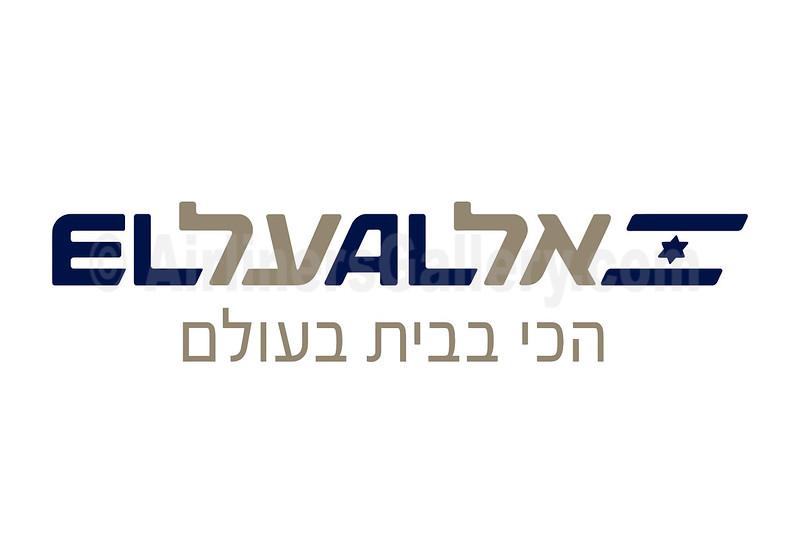 1. El Al Israel Airlines logo