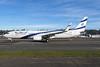 El Al Israel Airlines Boeing 737-958 ER WL 4X-EHF (msn 41557) BFI (Brandon Farris). Image: 931528.