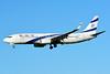 El Al Israel Airlines Boeing 737-85P WL 4X-EKJ (msn 35486) ZRH (Paul Bannwarth). Image: 930024.