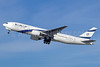 El Al Israel Airlines Boeing 777-258 ER 4X-ECB (msn 30832) LAX (Michael B. Ing). Image: 904889.