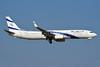 El Al Israel Airlines Boeing 737-958 ER WL 4X-EHC (msn 41556) ZRH (Paul Bannwarth). Image: 926893.