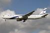 El Al Israel Airlines Boeing 767-3Y0 ER 4X-EAP (msn 24953) LHR (Antony J. Best). Image: 902661.