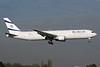El Al Israel Airlines Boeing 767-33A ER 4X-EAL (msn 27477) LHR (SPA). Image: 931530.