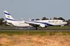 El Al Israel Airlines Boeing 737-85P WL 4X-EKJ (msn 35486) FCO (Marco Finelli). Image: 937166.