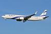 El Al Israel Airlines Boeing 737-958 ER WL 4X-EHB (msn 41553) BRU (Karl Cornil). Image: 931527.