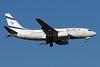 El Al Israel Airlines Boeing 737-758 4X-EKD (msn 29960) ZRH (Paul Bannwarth). Image: 920359.