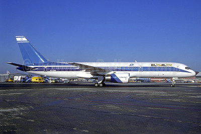 El Al Israel Airlines Boeing 757-258 4X-EBM (msn 23918) MUC (Christian Volpati Collection). Image: 940100.