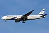 El Al Israel Airlines Boeing 777-258 ER 4X-ECB (msn 30832) JFK (Ken Petersen). Image: 921492.