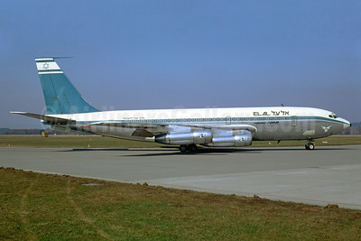 Airline Color Scheme - Introduced 1964