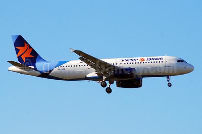Israir Airlines Airbus A320-232 4X-ABG (msn 4413) DME (OSDU). Image: 908146.