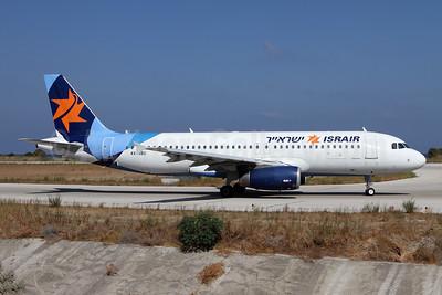Israir Airlines Airbus A320-232 4X-ABG (msn 4413) RHO (Andi Hiltl). Image: 947650.