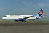 Israir Airlines Airbus A320-232 4X-ABG (msn 4413) AMS (Ton Jochems). Image: 923820.