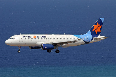 Israir Airlines Airbus A320-232 4X-ABF (msn 4354) RHO (Andi Hiltl). Image: 947692.
