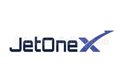1. JetOneX logo