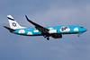 Up by El Al (El Al Israel Airlines) Boeing 737-804 WL 4X-EKM (msn 30465) MUC (Arnd Wolf). Image: 922116.