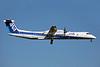 ANA (All Nippon Airways)-Air Central Bombardier DHC-8-402 (Q400) JA850A (msn 4108) FUK (John Adlard). Image: 902428.