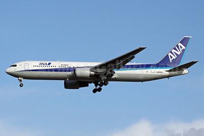 ANA (All Nippon Airways)-Air Japan Boeing 767-381 ER JA613A (msn 33507) NRT (Michael B. Ing). Image: 907309.
