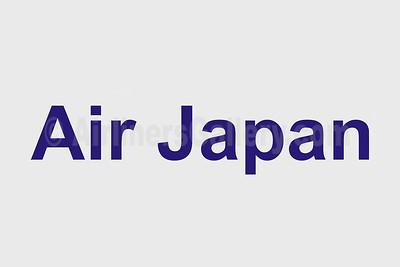 1. Air Japan logo