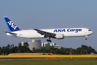 ANA Cargo (All Nippon Airways)-Air Japan Boeing 767-381F ER JA602F (msn 33509) NRT (Akira Uekawa). Image: 953556.