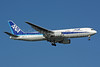 ANA (All Nippon Airways)-Air Japan Boeing 767-381 ER JA616A (msn 35876) SIN (Michael B. Ing). Image: 900929.
