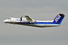 ANA (All Nippon Airways) (Air Nippon) Bombardier DHC-8-314 (Q300) JA804K (msn 591) HND (Ken Petersen). Image: 922701.