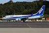 ANA (All Nippon Airways) (Air Nippon) Boeing 737-781 WL JA14AN (msn 33883) BFI (Nick Dean). Image: 905157.