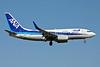 ANA (All Nippon Airways) (Air Nippon) Boeing 737-781 WL JA18AN (msn 33885) FUK (John Adlard). Image: 902318.