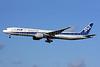 ANA (All Nippon Airways) Boeing 777-381 ER JA786A (msn 37948) (Inspiration of Japan) LHR (SPA). Image: 925373.