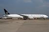 ANA (All Nippon Airways) Boeing 777-381 ER JA731A (msn 28281) (Star Alliance) LHR (Wingnut). Image: 905496.