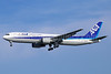 ANA (All Nippon Airways) Boeing 767-381 JA8322 (msn 25618) (Inspiration of Japan) NRT (Michael B. Ing). Image: 929295.