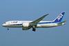 ANA (All Nippon Airways) Boeing 787-8 Dreamliner JA829A (msn 34520) (Inspiration of Japan) SIN (Michael B. Ing). Image: 924811.