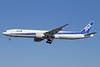 ANA (All Nippon Airways) Boeing 777-381 ER JA733A (msn 32648) LAX (Michael B. Ing). Image: 921429.