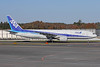 ANA (All Nippon Airways) Boeing 777-281 ER JA710A (msn 28279) NRT (Michael B. Ing). Image: 909301.