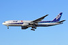 ANA (All Nippon Airways) Boeing 777-281 ER JA715A (msn 32646) (Japan. Endless Discovery) LAX (Michael B. Ing). Image: 909302.
