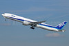 ANA (All Nippon Airways) Boeing 777-381 ER JA733A (msn 32648) LAX (Michael B. Ing). Image: 913127.