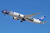 ANA's R2-D2 Star Wars 787-9 logo jet