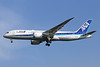 ANA (All Nippon Airways) Boeing 787-8 Dreamliner JA874A (msn 34503) (Inspiration of Japan) BKK (Michael B. Ing). Image: 934589.