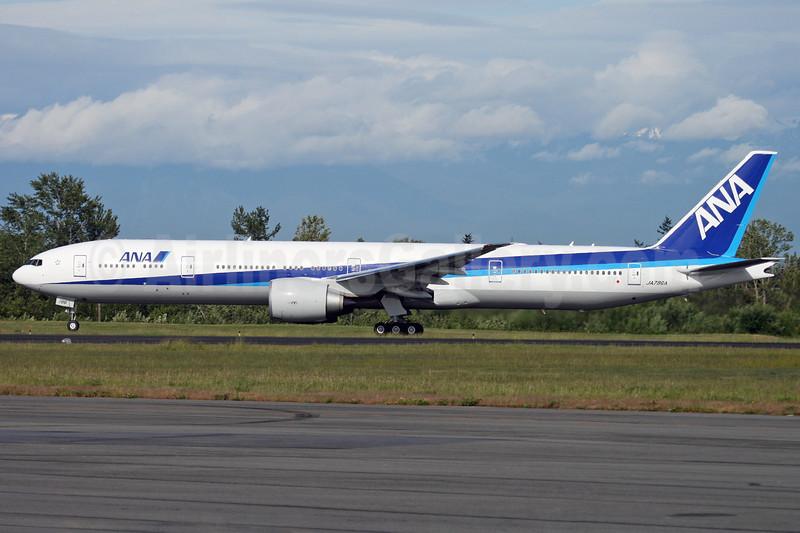 ANA (All Nippon Airways) Boeing 777-381 ER JA786A (msn 37948) PAE (Nick Dean). Image: 904985.