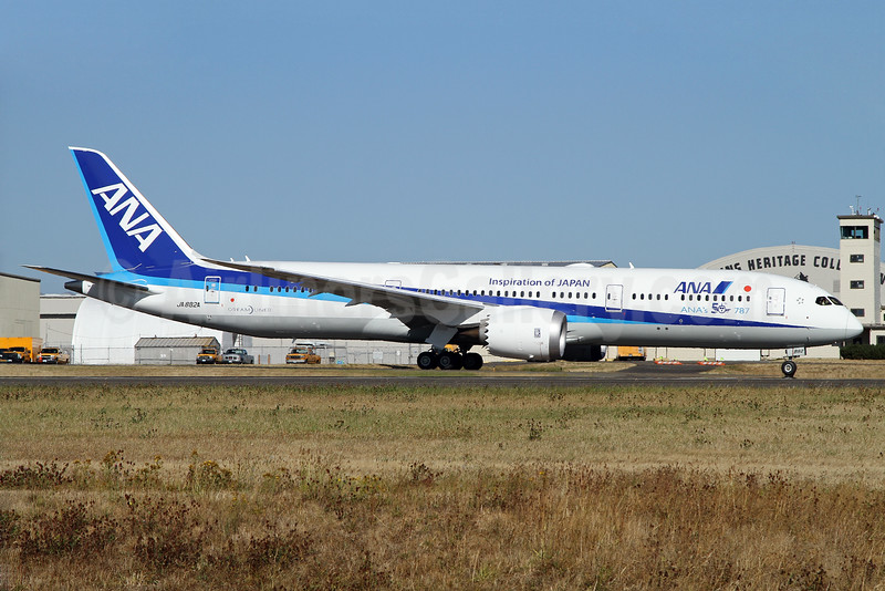ANA's 50th Boeing 787