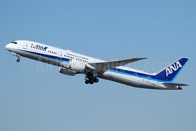 ANA (All Nippon Airways) Boeing 787-9 Dreamliner JA885A (msn 43870) (Inspiration of Japan) PAE (Nick Dean). Image: 934981.