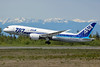 "ANA (All Nippon Airways) Boeing 787-8 Dreamliner JA818A (msn 42243) ""787"" PAE (Nick Dean). Image: 911989."